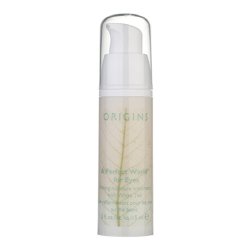 Origins A Perfect World For Eyes Firming Moisture Treatment with White Tea 0.5oz, 15ml