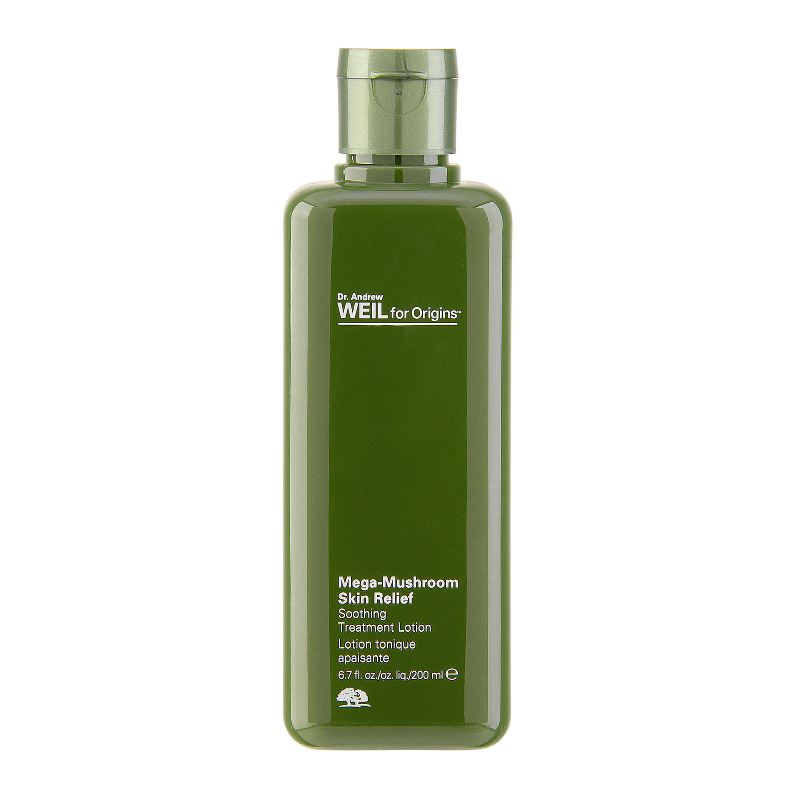 Origins Dr. Andrew Weil Mega-Mushroom Skin Relief Soothing Treatment Lotion 6.7oz, 200ml