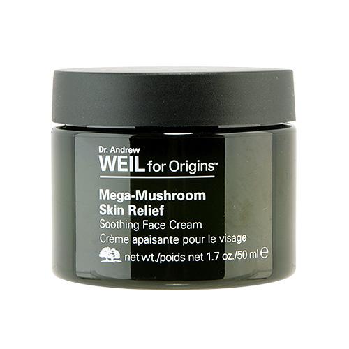 Origins Dr. Andrew Weil Mega-Mushroom Skin Relief Soothing Face Cream 1.7oz, 50ml