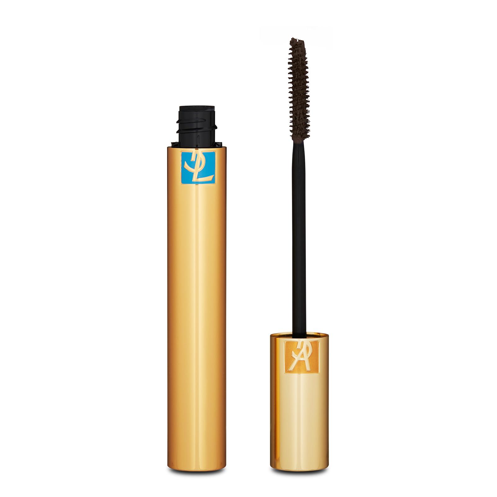 Yves Saint Laurent Mascara Volume Effect Faux Cils Luxurious Mascara Waterproof Burnt Brown, 0.23oz, 6.9ml