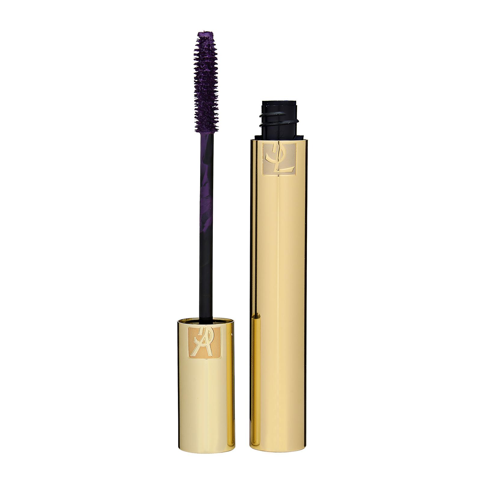 Yves Saint Laurent Mascara Volume Effet Faux Cils Luxurious Mascara For A False Lash Effect 4 Fascinating Violet, 0.2oz, 7.5ml