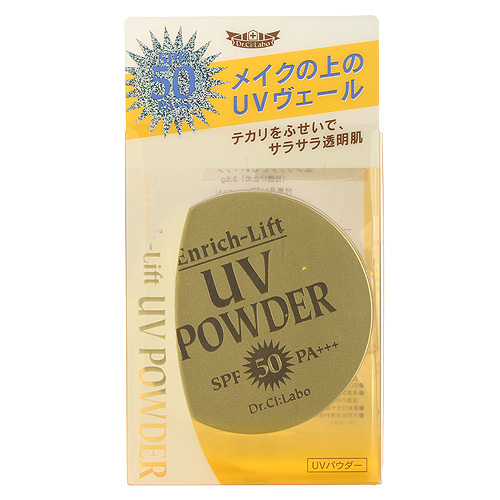 Dr. Ci:Labo  Enrich-Lift UV Powder SPF50 / PA+++ 3.5g,