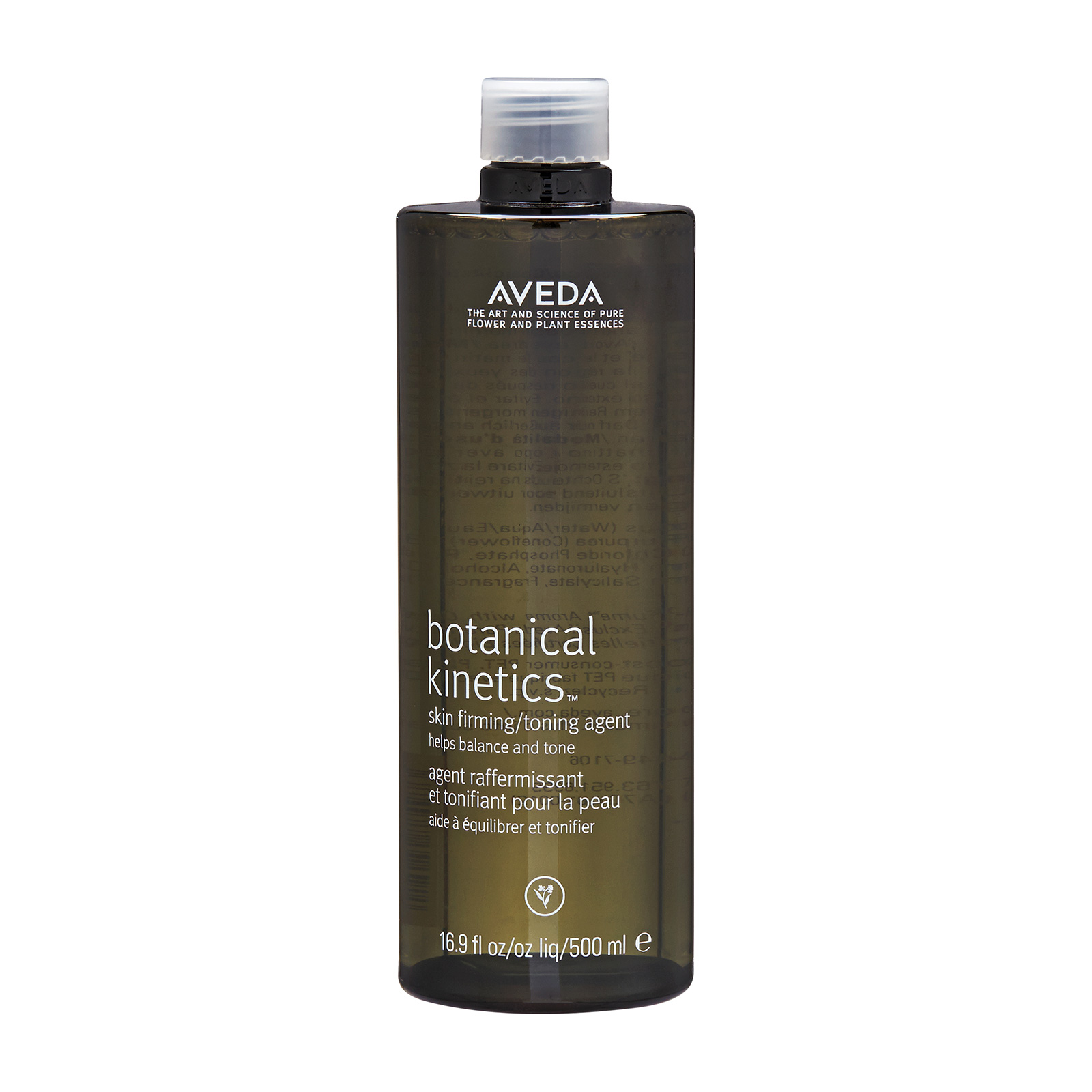Aveda Botanical Kinetics™  Skin Firming / Toning Agent 16.9oz, 500ml (Refill size without pump 補充裝不包噴頭)