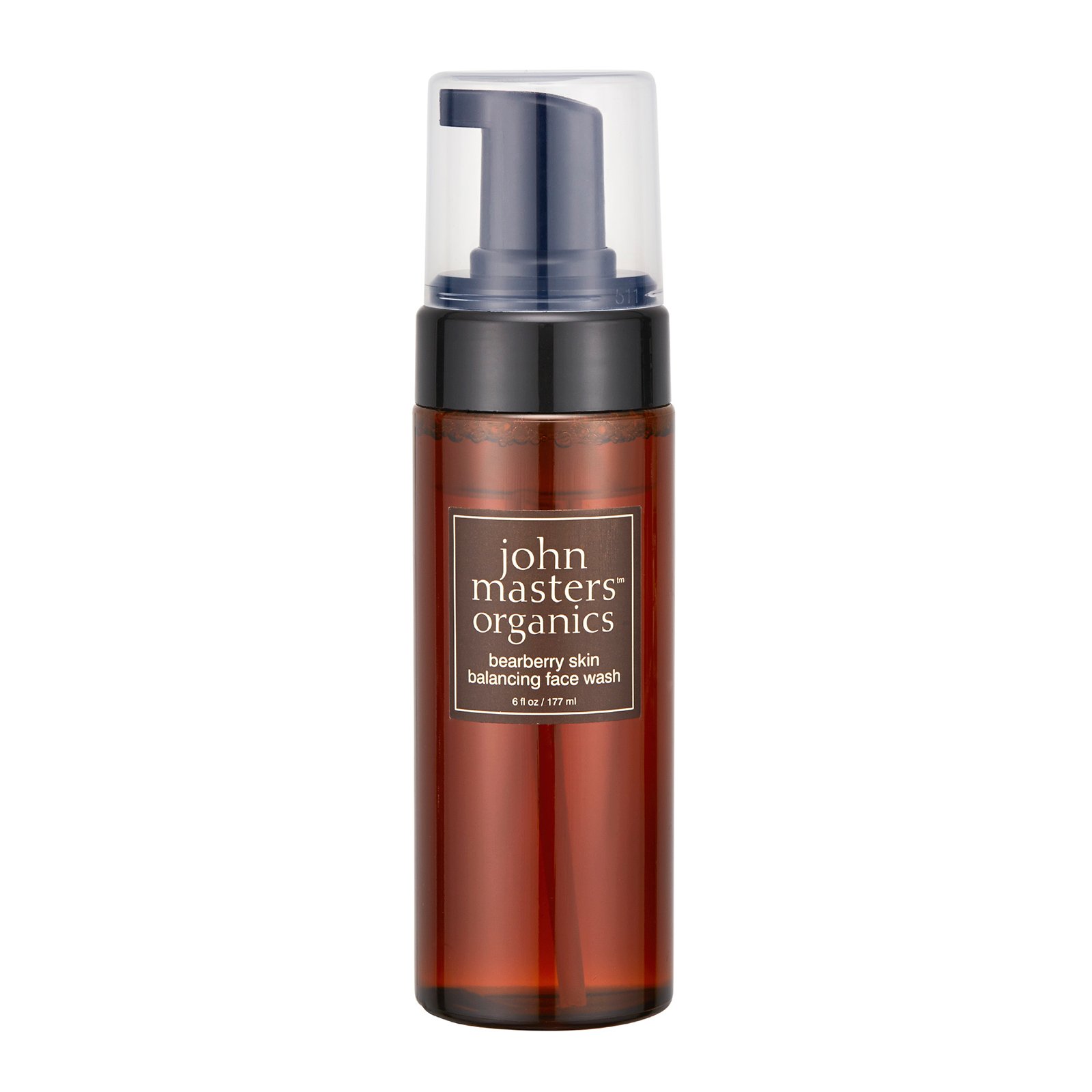 John Masters Organics  Bearberry Oily Skin Balancing Face Wash (Oily / Combination) 6oz, 177ml