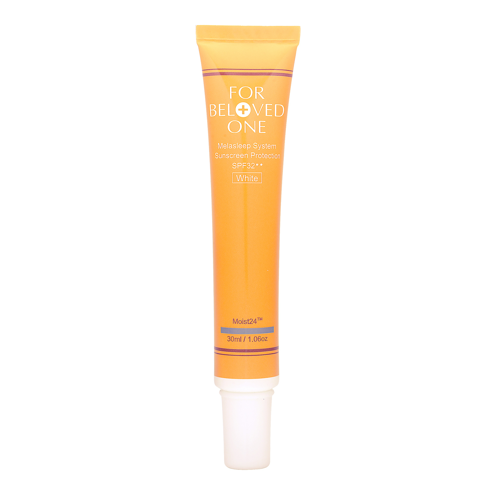 For Beloved One Melasleep Whitening  System Sunscreen Protection SPF32 ++ 1.06oz, 30ml