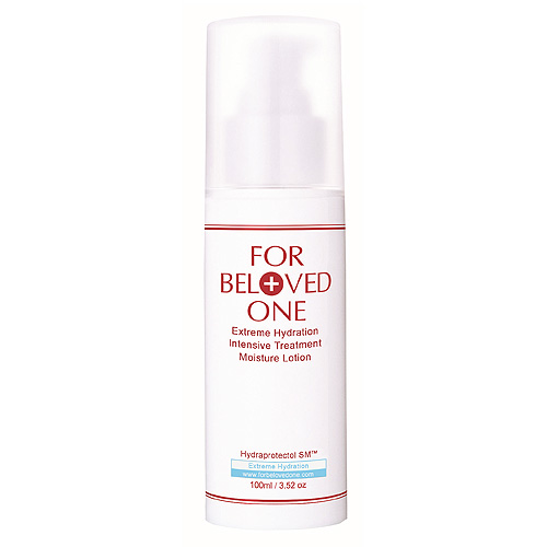 For Beloved One Extreme Hydration Intensive Treatment Moisture Lotion 3.52oz, 100ml