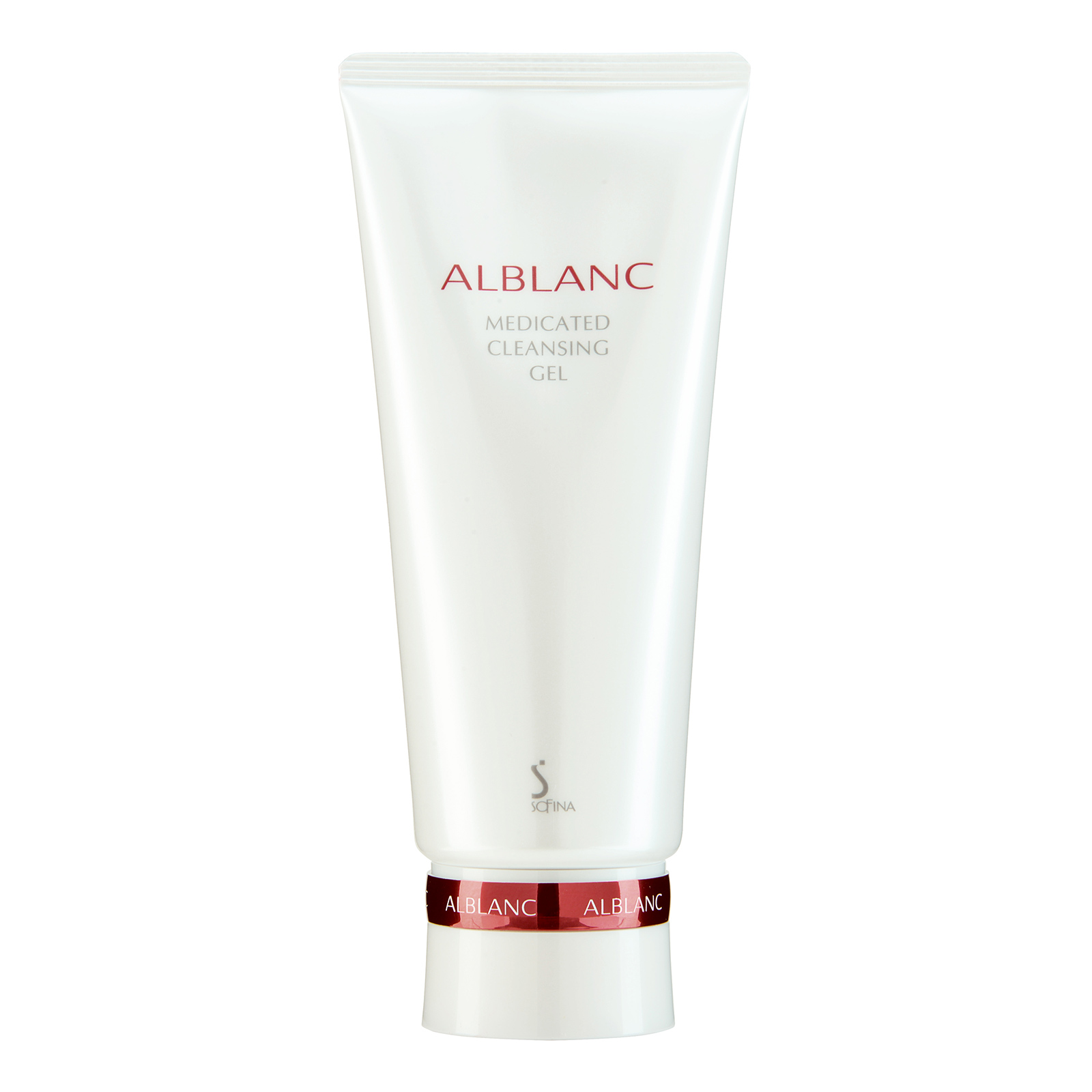 SOFINA Alblanc  Medicated Cleansing Gel 150g,