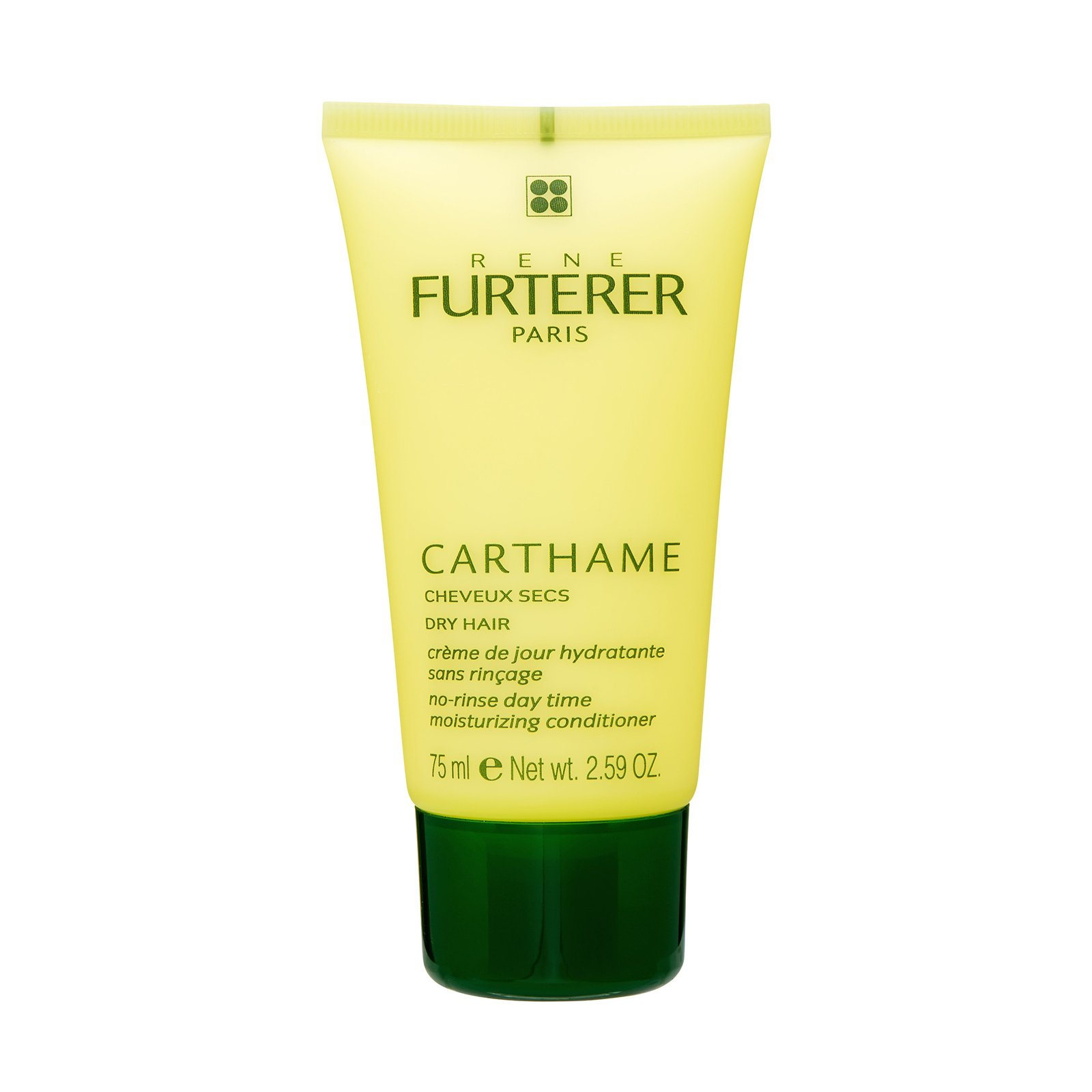 RENE FURTERER Carthame  No-Rinse Day Time Moisturizing Conditioner (Dry Hair) 2.59oz, 75ml from Cosme-De.com