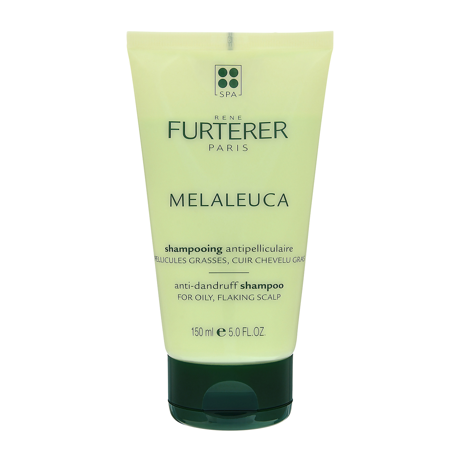 RENE FURTERER Melaleuca Anti-Dandruff Shampoo for Oily Scalp 5.07oz, 150ml