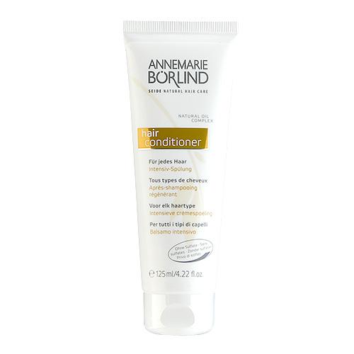 Annemarie Borlind Seide Natural Hair Care Hair Conditioner 4.22oz, 125ml