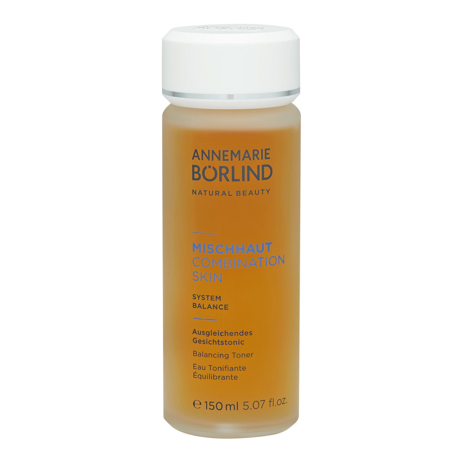 Annemarie Borlind Combination Skin Facial Toner 5.07oz, 150ml ABX0100095-000-00