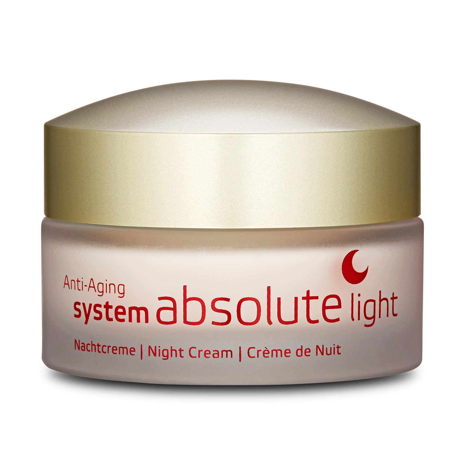 Annemarie Borlind System Absolute  Anti-Aging Light Night Cream (With Free Eye Cream) 1.69oz, 50ml