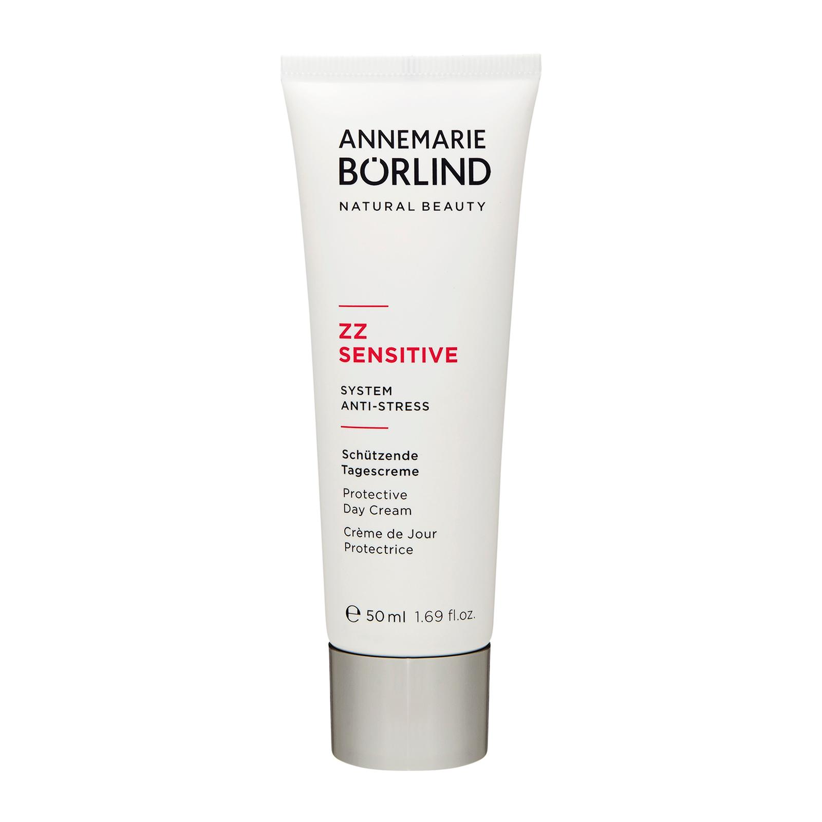 Annemarie Borlind ZZ Sensitive Protective Day Cream 1.69oz, 50ml