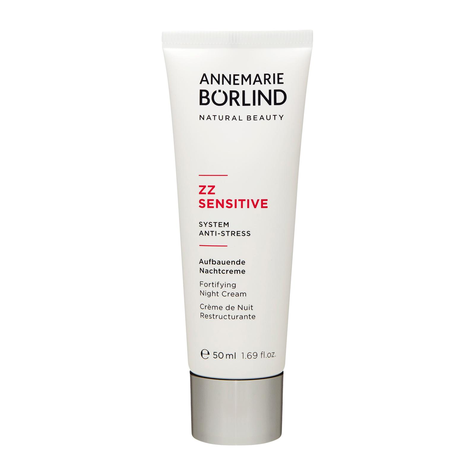 Annemarie Borlind ZZ Sensitive Fortifying Night Cream 1.69oz, 50ml
