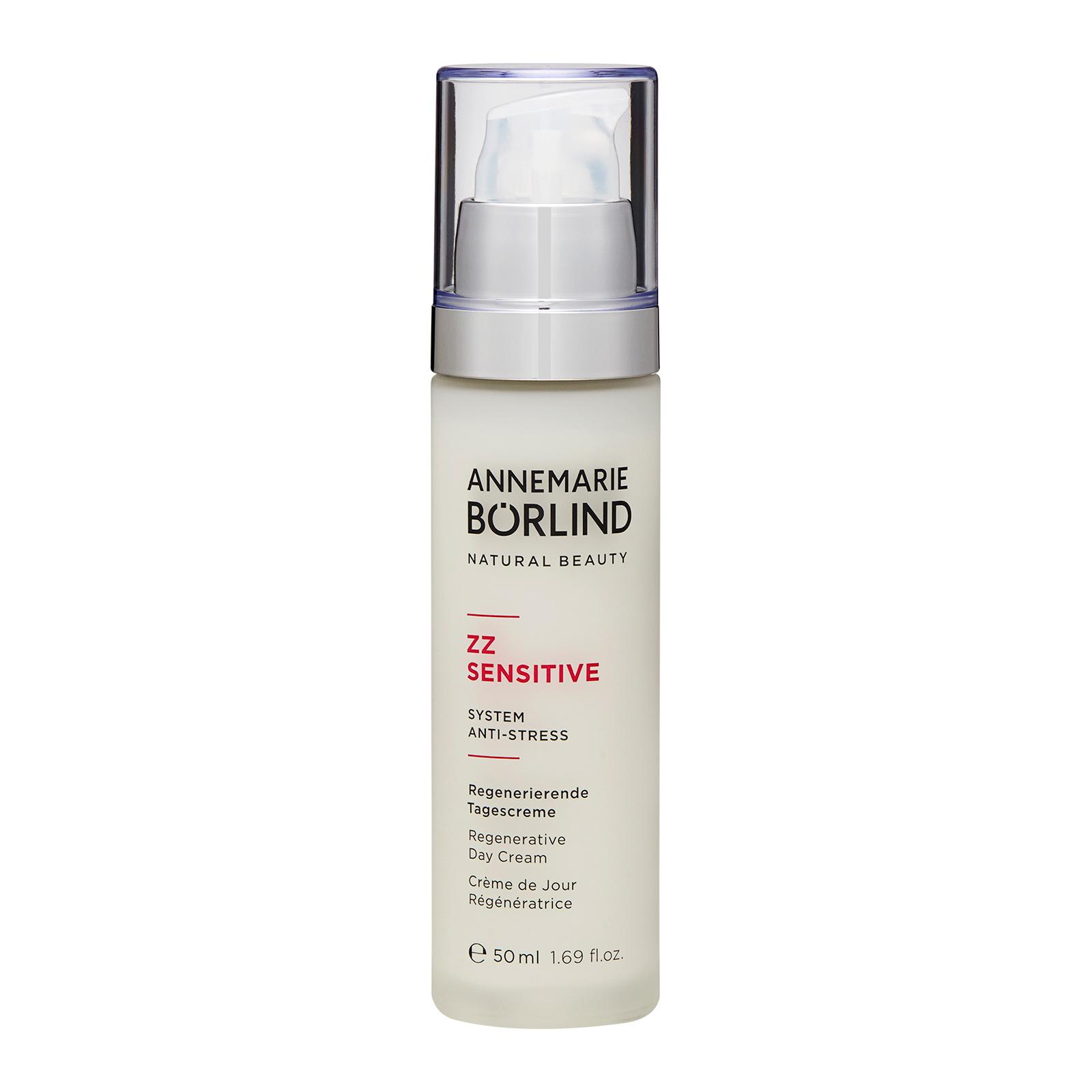 Annemarie Borlind ZZ Sensitive Regenerative Day Cream 1.69oz, 50ml