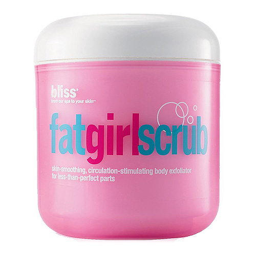 Bliss Fat Girl Scrub 8oz, 226g
