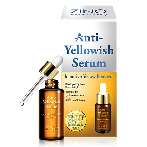 ZINO  Anti-Yellowish Serum 15ml,