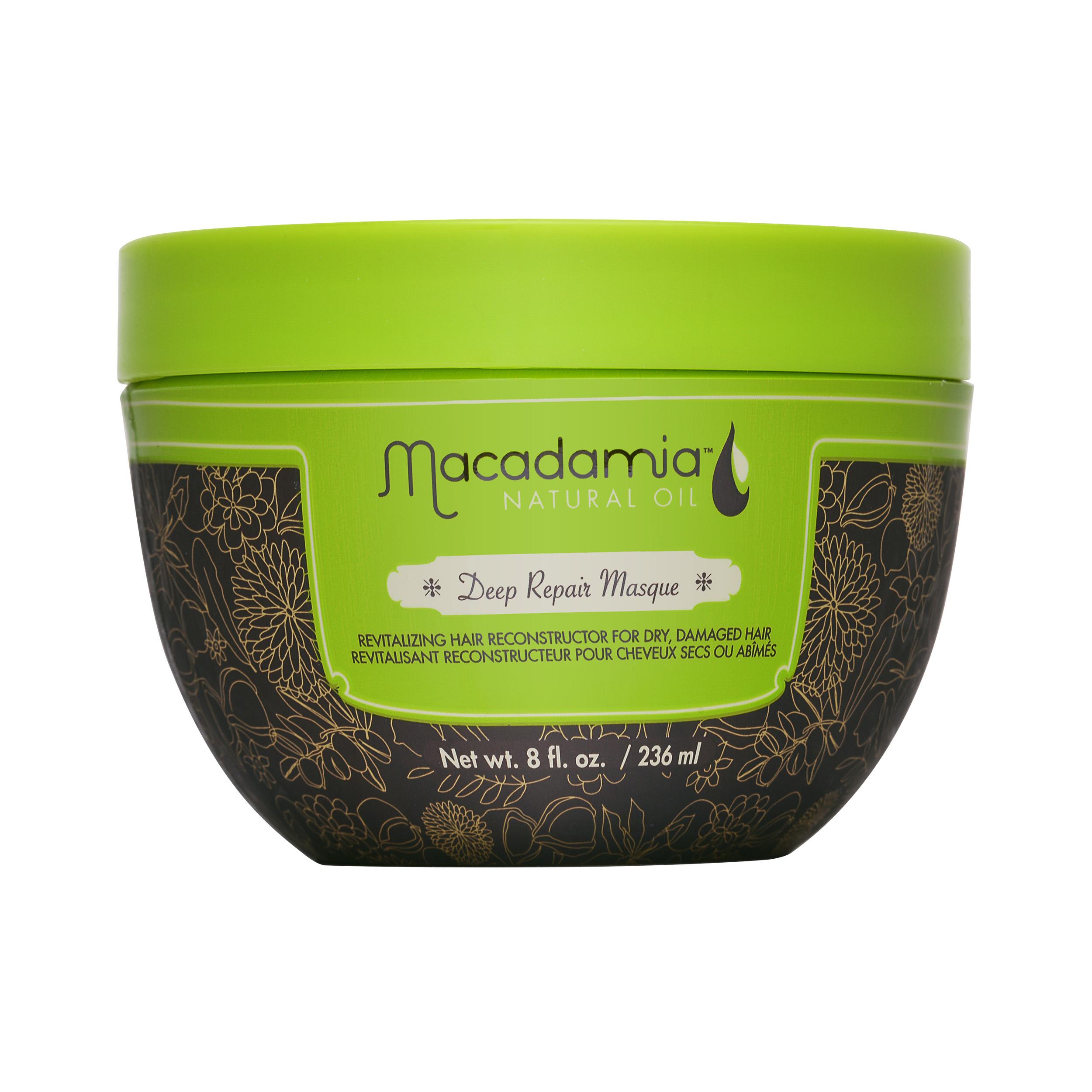 Маска для волос макадамия