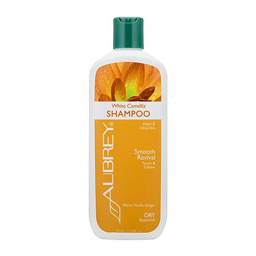 Aubrey Organics White Camellia Ultra-smoothing Shampoo 11oz, 325ml