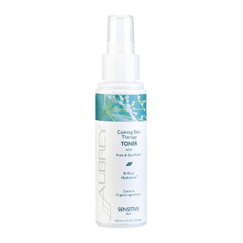 Calming Skin Therapy Toner with Aloe & Sea Aster (Sensitive Skin) 3.4oz