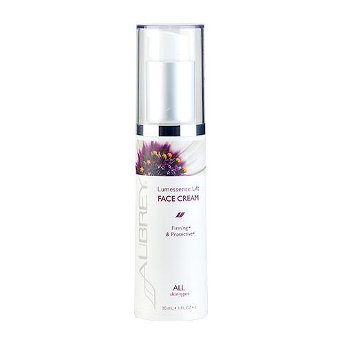 Aubrey Organics Lumessence List Face Cream (all Skin Types) 1oz, 30ml