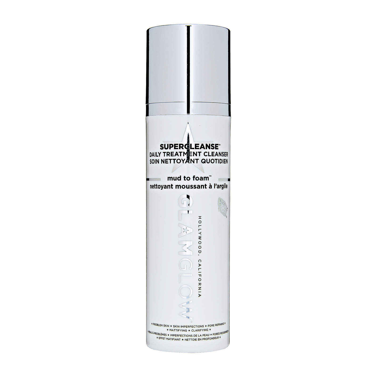 Supercleanse Daily Clearing Cleanser 5oz