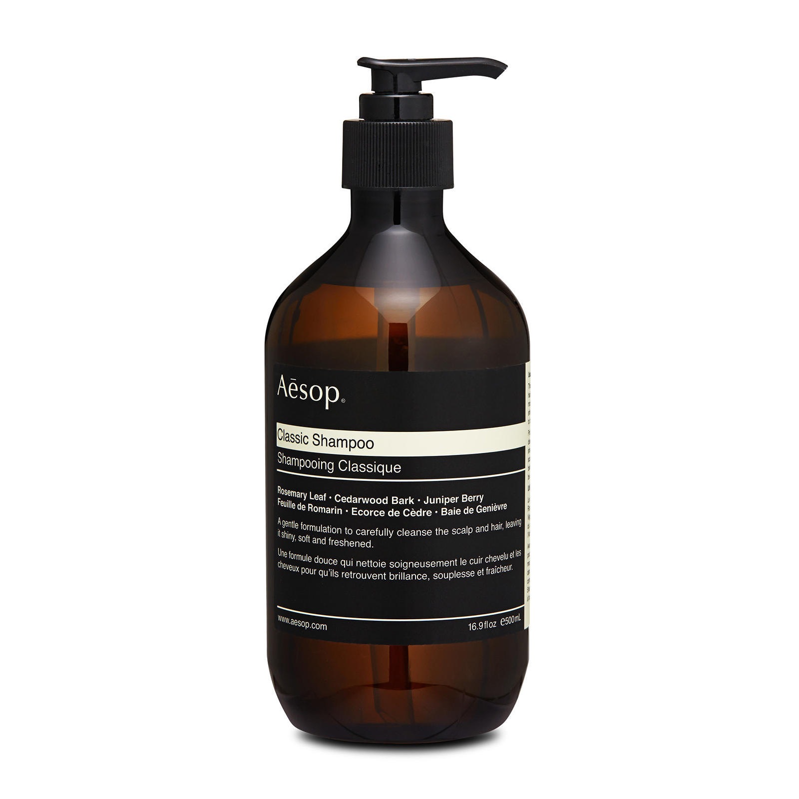 Aesop  Classic Shampoo 16.9oz, 500ml from Cosme-De.com