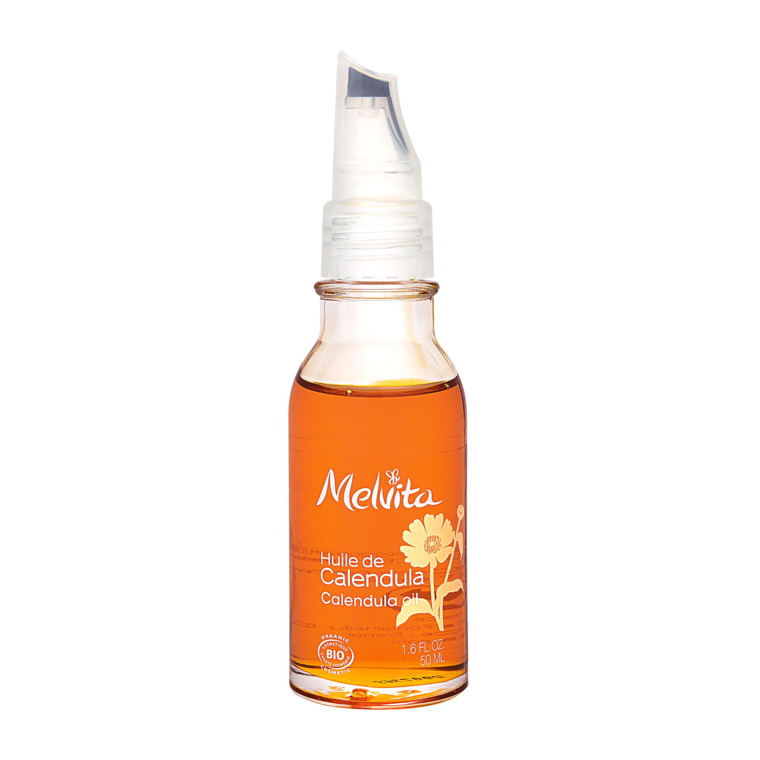Melvita Calendula Oil 1.7oz, 50ml