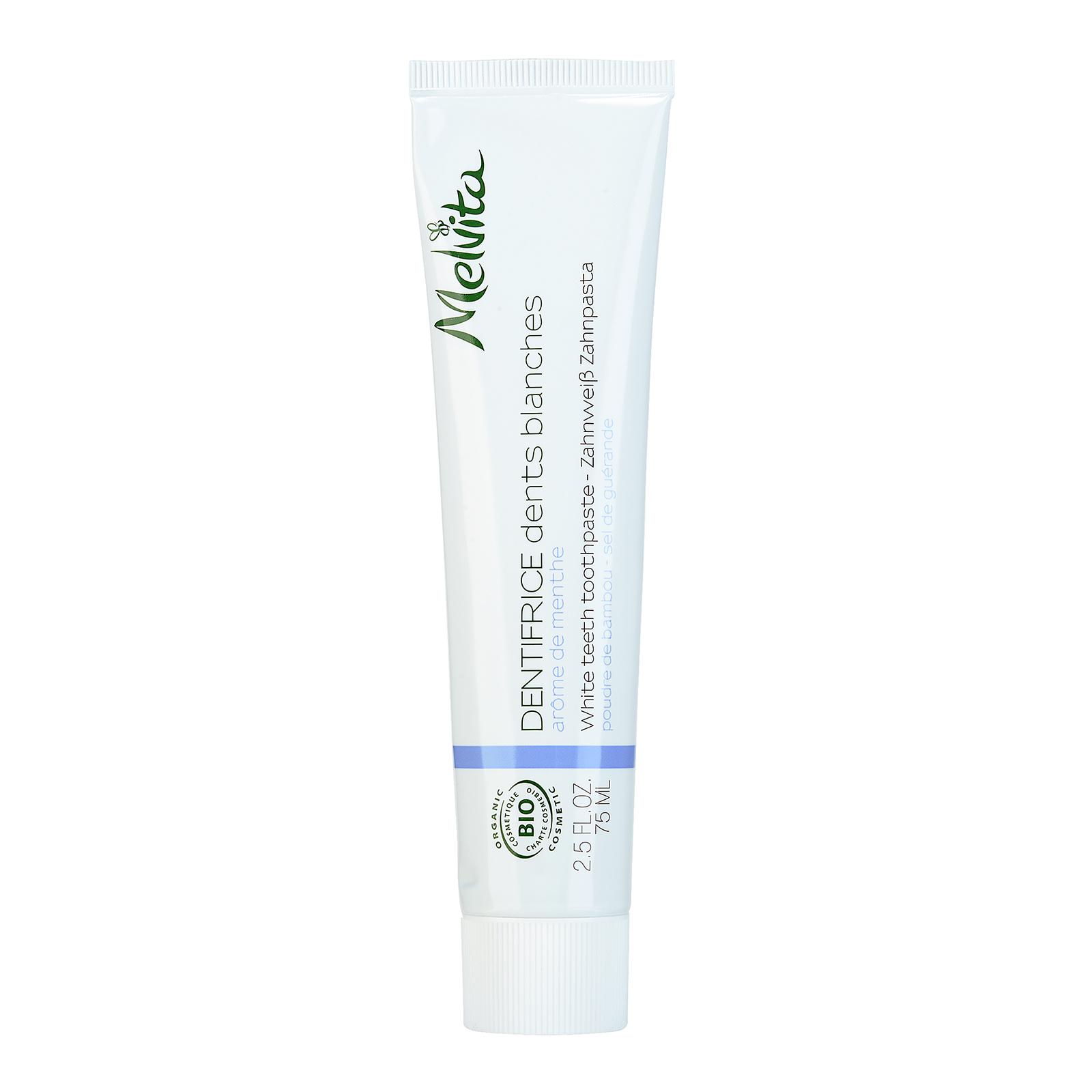 Melvita  White Teeth Toothpaste  2.5oz, 75ml