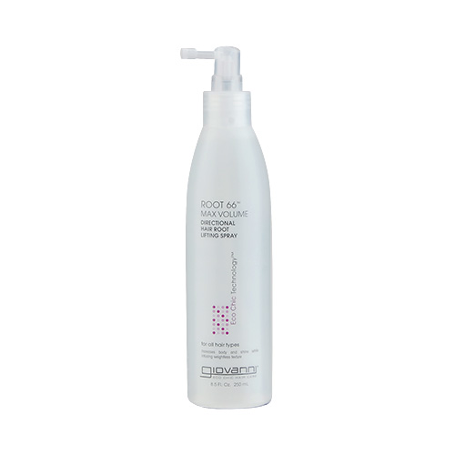 Giovanni Eco Chic Hair Care Root 66 Max Volume Directional Hair Root Lifting Spray (For All Hair Types) 8.5oz, 250ml