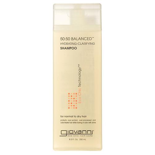 Giovanni  50:50 Balanced Hydrating-Clarifying Shampoo (for Normal to Dry Hair) 8.5oz, 250ml