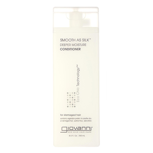 Giovanni  Smooth As Silk Deeper Moisture Conditioner (For Damaged Hair) 8,5oz, 250ml