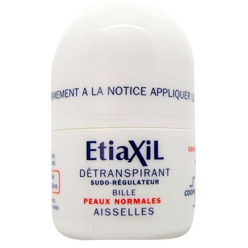 Etiaxil  Roll-On Antiperspirant for Armpits (Normal Skin) 15ml,