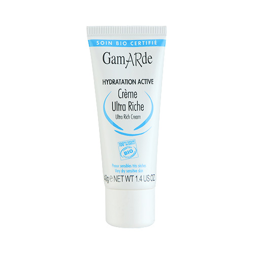 GamARde Hydratation Active Ultra Rich Cream (Very Dry Sensitive Skin) 1.4oz, 40g