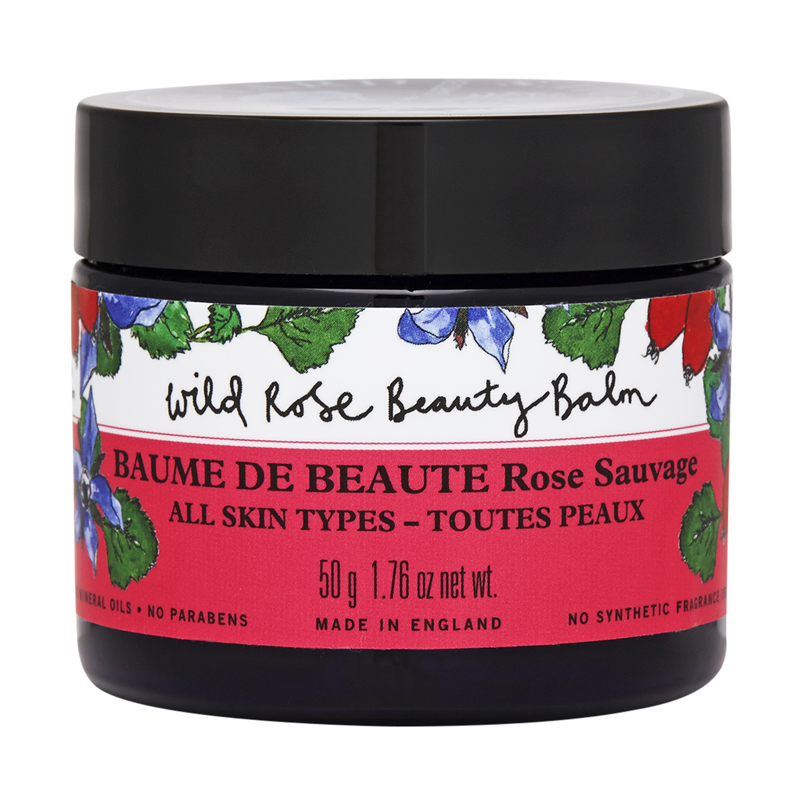 Neal's Yard Remedies Wild Rose Beauty Balm 1.76oz, 50g