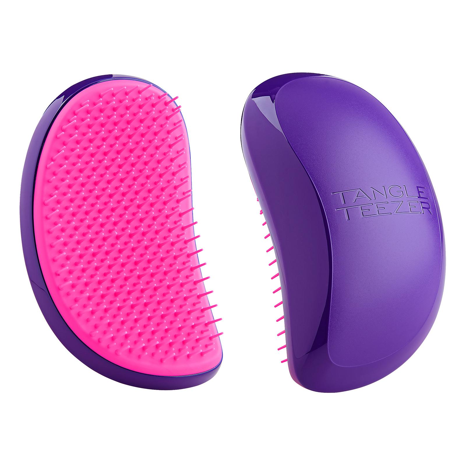 Tangle Teezer Salon Elite  The Professional Detangling Hairbrush Purple Crush, 1pc,