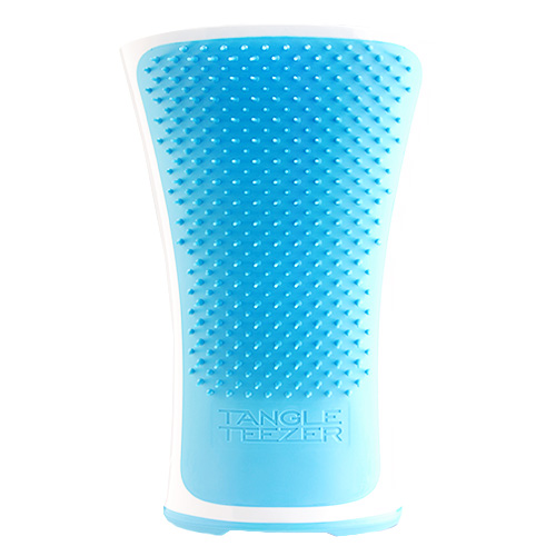 Tangle Teezer  Aqua Splash The Water-Loving Detangling Hairbrush Blue Lagoon, 1pc,