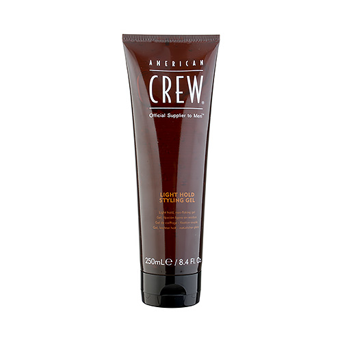American Crew  Light Hold Styling Gel (Non-Flaking Formula) 8.4oz, 250ml