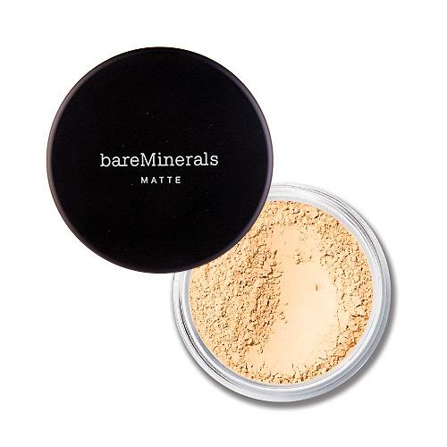 bareMinerals  Matte Foundation Broad Spectrum SPF15 Golden Medium W20, 0.21oz, 6g