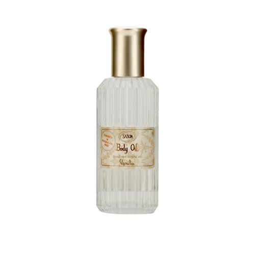 Sabon Body Oil Vanilla, 3.5oz, 100ml