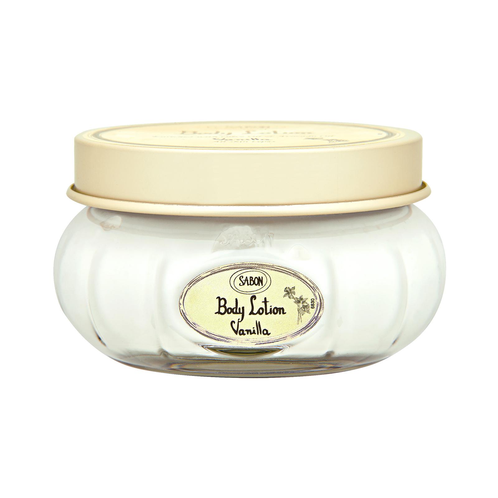 Sabon Body Lotion (Jar) Vanilla, 7oz, 200ml