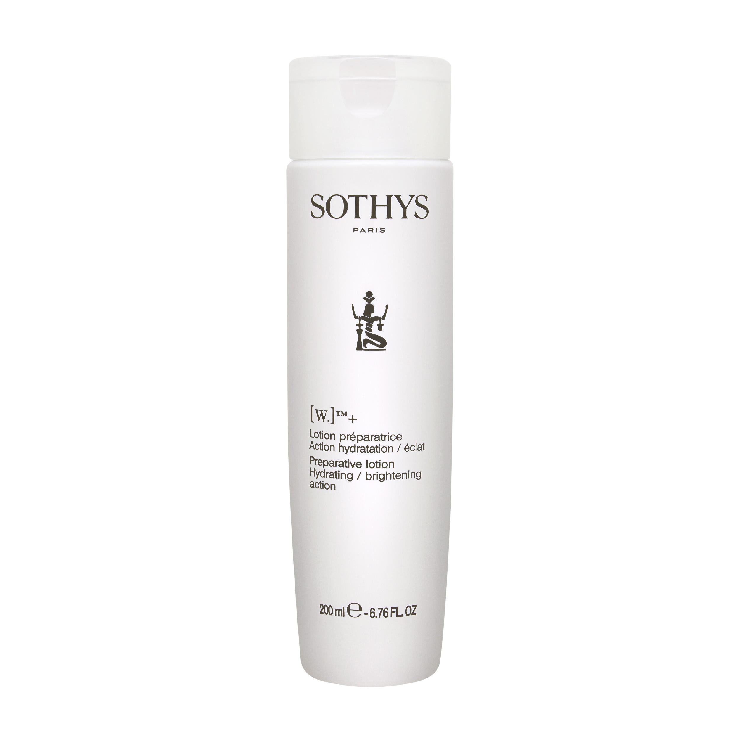 SOTHYS [W.]+  Brightening Preparative Lotion 6.76oz, 200ml