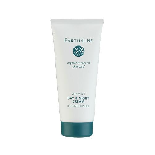 Earth Line Vitamin E Day & Night Cream 3.5oz, 100ml
