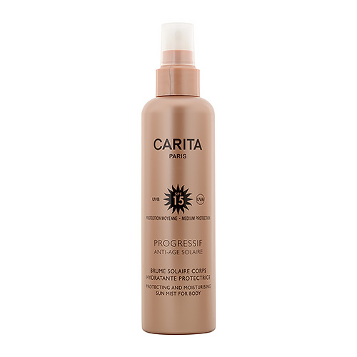 Carita Progressif Anti-Age Solaire Protecting And Moisturising Sun Mist For Body SPF15 6.7oz, 200ml