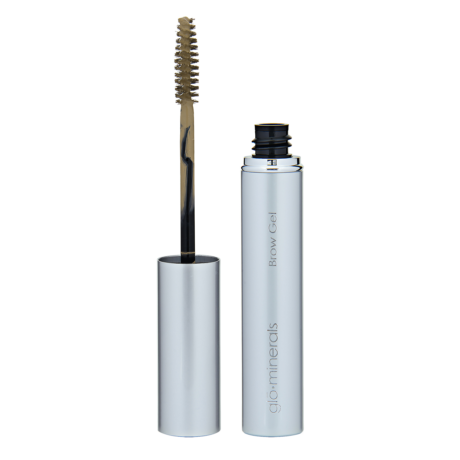 Glominerals  Brow Gel Taupe, 0.15oz, 4.5ml