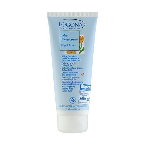 LOGONA Calendula  Baby Moisture Cream 3.4oz, 100ml LGX0100061-000-00
