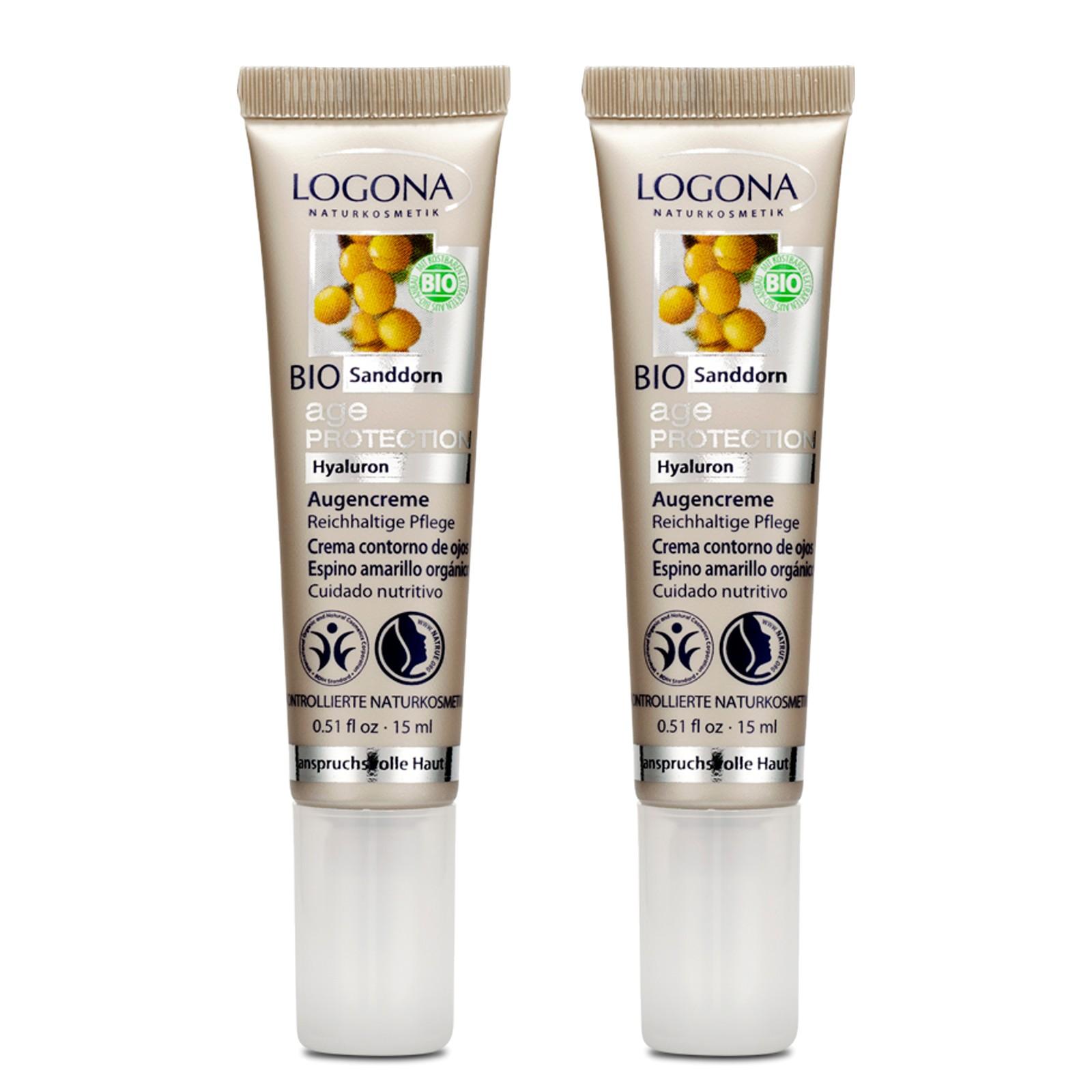 Age Protection Eye Cream Logona 15 ml Cream Sulwhasoo Men Inner Charging Serum (For Men) 140ml