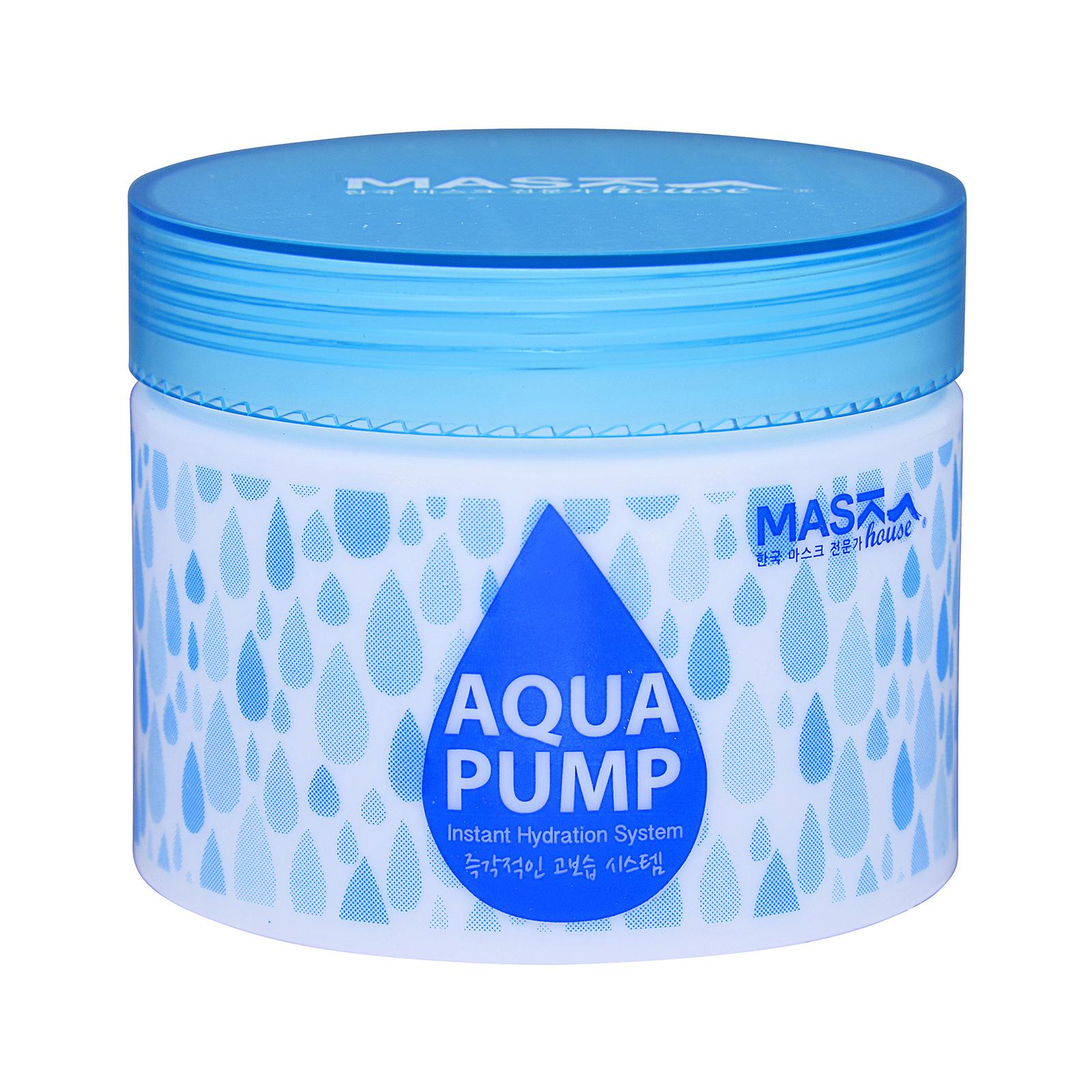 Mask House Aqua Pump Instant Hydration System 100ml,