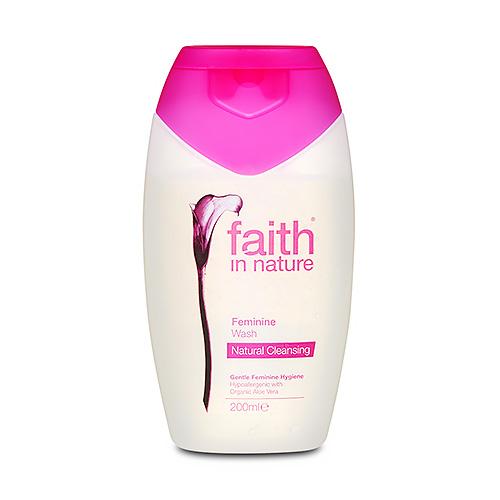 Faith In Nature  Feminine Wash 200ml,
