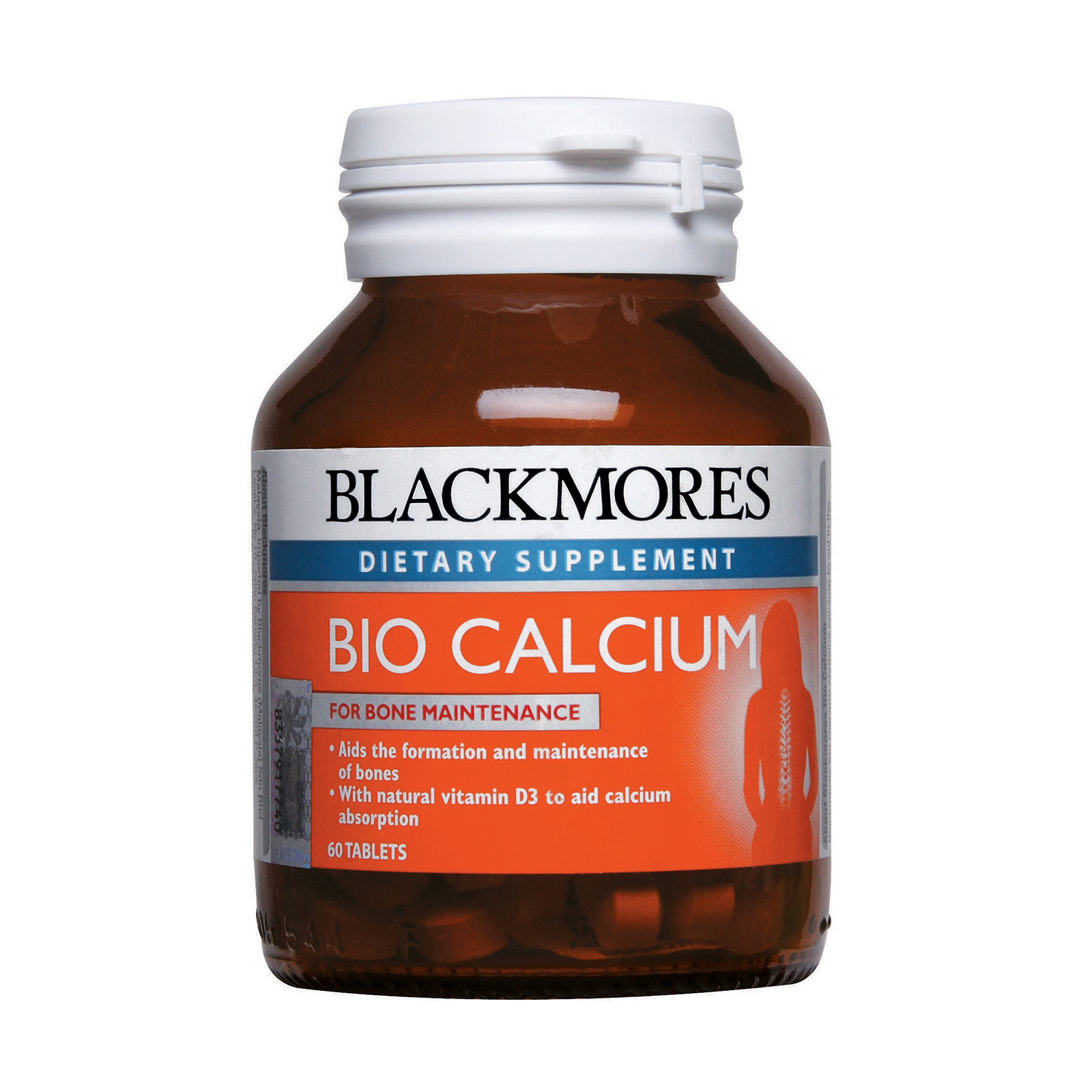 Blackmores Dietary Supplement Bio Calcium (Bone Maintenance) 60tablets,